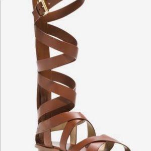 71cb4f560f4 Michael Kors. Michael Kors Darby Gladiator Sandals 7.5
